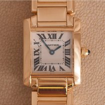 Cartier Tank Française W50002N2 1997 pre-owned