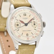Universal Genève Compax 35mm Silver Arabic numerals United States of America, California, Beverly Hills