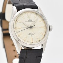 Tudor Oyster Prince Steel 34mm Silver No numerals United States of America, California, Beverly Hills