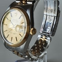 Rolex Datejust Or/Acier 36mm Champagne France, Mons en Baroeul