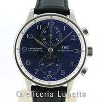 IWC Portuguese Chronograph IW371432 2006 pre-owned