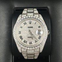 Rolex 116300 Steel Datejust II 41mm pre-owned