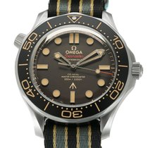 Omega 210.92.42.20.01.001 Titanium 2020 Seamaster Diver 300 M 42mm new United States of America, New York, New York