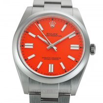 Rolex 124300 Steel Oyster Perpetual 41mm new United States of America, New York, New York