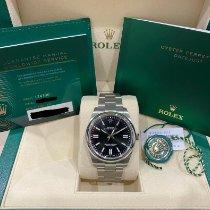 Rolex 124300 Stahl 2020 Oyster Perpetual 41mm neu