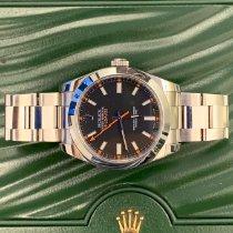 Rolex Milgauss 116400 2010 подержанные