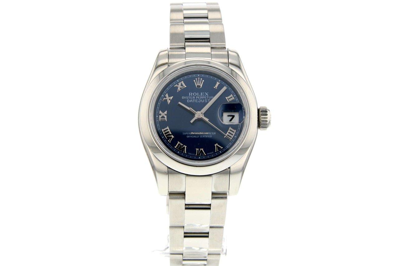 Rolex Lady-Datejust 179160 2012 occasion