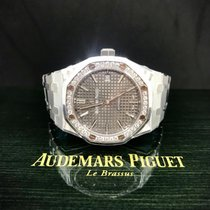 Audemars Piguet Steel 37mm Automatic 15451ST.ZZ.1256ST.02 new