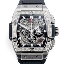 Hublot Spirit of Big Bang 641.NX.0173.LR.1104 Titânio 42mm Cronógrafo