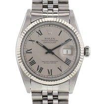 Rolex 16014 16014 Or/Acier 1988 Datejust 36mm occasion France, Paris