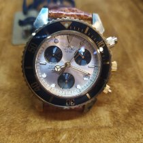 Sector Yellow gold 40mm Quartz 2751935011 sector sge 500 gold new