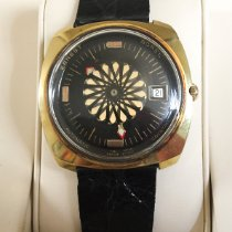 Ernest Borel Yellow gold 36mm Automatic FE 206 pre-owned