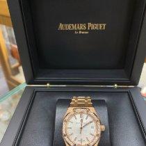Audemars Piguet Rose gold 34mm 77351OR.ZZ.1261OR.01 new