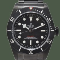 Tudor Black Bay Dark Acero 41mm Negro Sin cifras