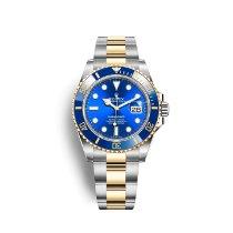 Rolex 116613LB Gold/Stahl 2020 Submariner Date 40mm neu