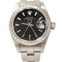 Rolex Oyster Perpetual Lady Date 79190 Хорошее Сталь 26mm Автоподзавод