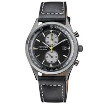 Citizen Steel 43mm Chronograph United States of America, New Jersey, Somerset