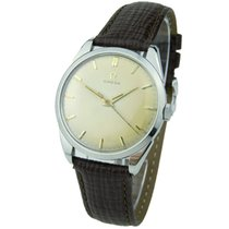 Omega Steel 34.5mm Manual winding 2910-3SC pre-owned
