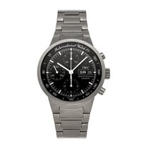 IWC GST Titanium 40mm Black No numerals United States of America, Pennsylvania, Bala Cynwyd