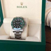 Rolex Submariner Date nuevo 2016 Automático Reloj con estuche y documentos originales 116610LV