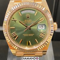 Rolex Day-Date 40 228235 2019 pre-owned