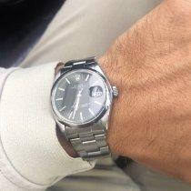 Rolex Oyster Perpetual Date Acero 34mm Plata Sin cifras España, estepona
