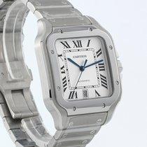 Cartier Santos (submodel) nuevo 2020 Automático Reloj con estuche y documentos originales WSSA0009