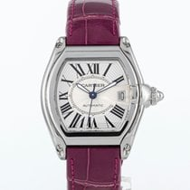 Cartier Roadster Acero 37mm Plata España, Madrid