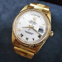Rolex Day-Date Yellow gold 36mm Gold Roman numerals United Kingdom, Kent
