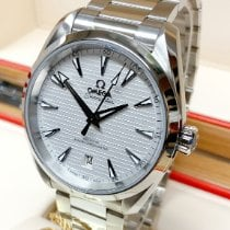 Omega Seamaster Aqua Terra new 2020 Automatic Watch with original box and original papers 220.10.38.20.02.001