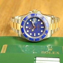 Rolex Submariner Date 116613LB 2010 occasion