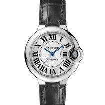 Cartier Ballon Bleu 33mm новые 2019 Автоподзавод Часы с оригинальными документами и коробкой W6920085