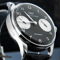 IWC Portuguese Automatic IW500001 Very good Steel 42mm Automatic