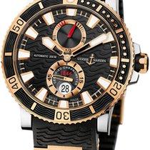 Ulysse Nardin Maxi Marine Diver Titanium 45mm Black