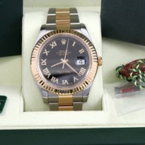 Rolex Datejust II Steel 41mm Black Roman numerals United States of America, California, Beverly Hills