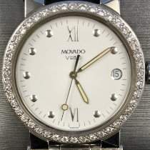 Movado Steel 35mm movado vizio 83c2878 pre-owned United States of America, New York, Yonkers