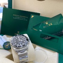 Rolex Submariner (No Date) 124060 2020 новые