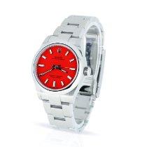 Rolex Oyster Perpetual 31 nuevo 2020 Automático Reloj con estuche y documentos originales 277200
