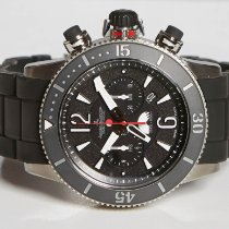 Jaeger-LeCoultre Master Compressor Diving Chronograph GMT Navy SEALs Titane 46mm Noir