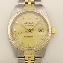 Rolex Datejust 16013 Diamant Diamond 1982 pre-owned