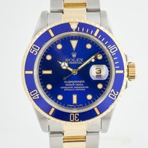 Rolex 16613 Gold/Steel 1991 Submariner Date 40mm pre-owned United States of America, California, Pleasant Hill