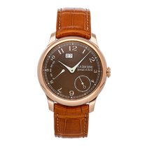 F.P.Journe Rose gold 40mm Automatic O-ARH G 40 A BR pre-owned United States of America, Pennsylvania, Bala Cynwyd