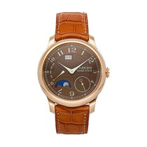 F.P.Journe Rose gold 40mm Automatic O-ALH G 40 A BR pre-owned United States of America, Pennsylvania, Bala Cynwyd
