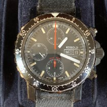 Kobold Steel 41mm Automatic KD 926453 pre-owned United States of America, New York, port chester
