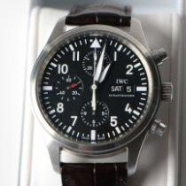 IWC Pilot Chronograph Acier 42mm Romains France, CLERMONT FERRAND