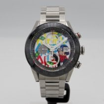 TAG Heuer CAR201AA.BA0714 Steel 2020 Carrera 43mm new United States of America, California, Santa Monica