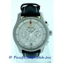Breitling Bentley Mark VI neu Automatik Chronograph Uhr mit Original-Box und Original-Papieren P2636212/G611
