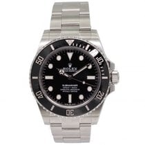 Rolex Submariner (No Date) 124060 2020 neu