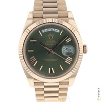 Rolex Day-Date 40 228235 2018 occasion