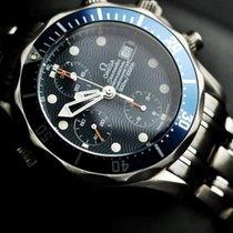 Omega Seamaster Diver 300 M Titanium 41.5mm Blue